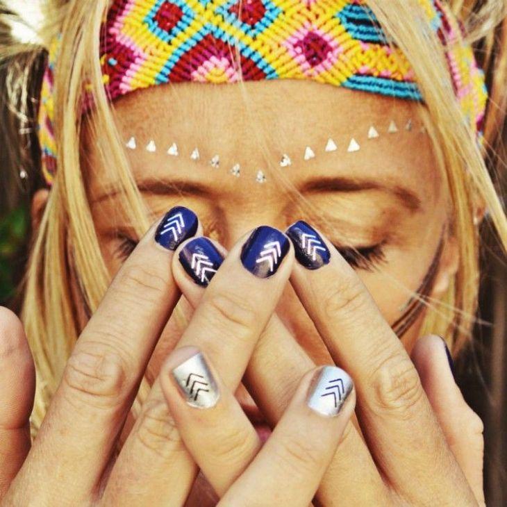 tatouages-éphémères-ongles-mode-hippie-chic-motifs-flèches