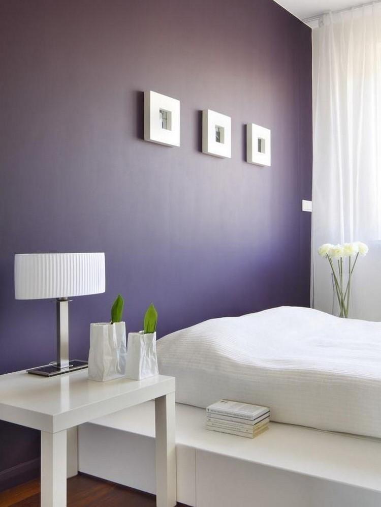 couleur de peinture pour chambre tendance en 18 photos top