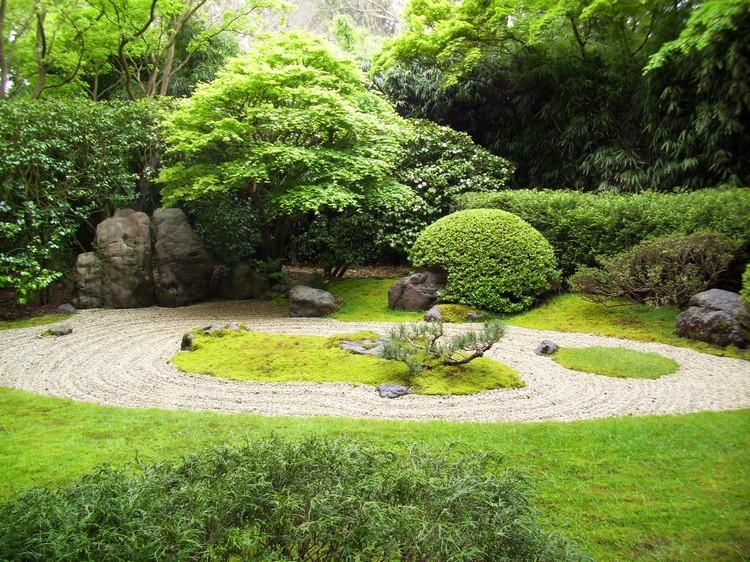 Amenager Jardin Zen Comment Amenager Un Jardin Zen Ides
