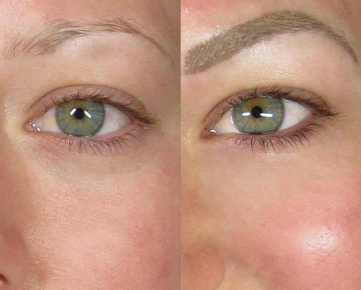 maquillage-permanent-sourcils-blonds-yeux-verts