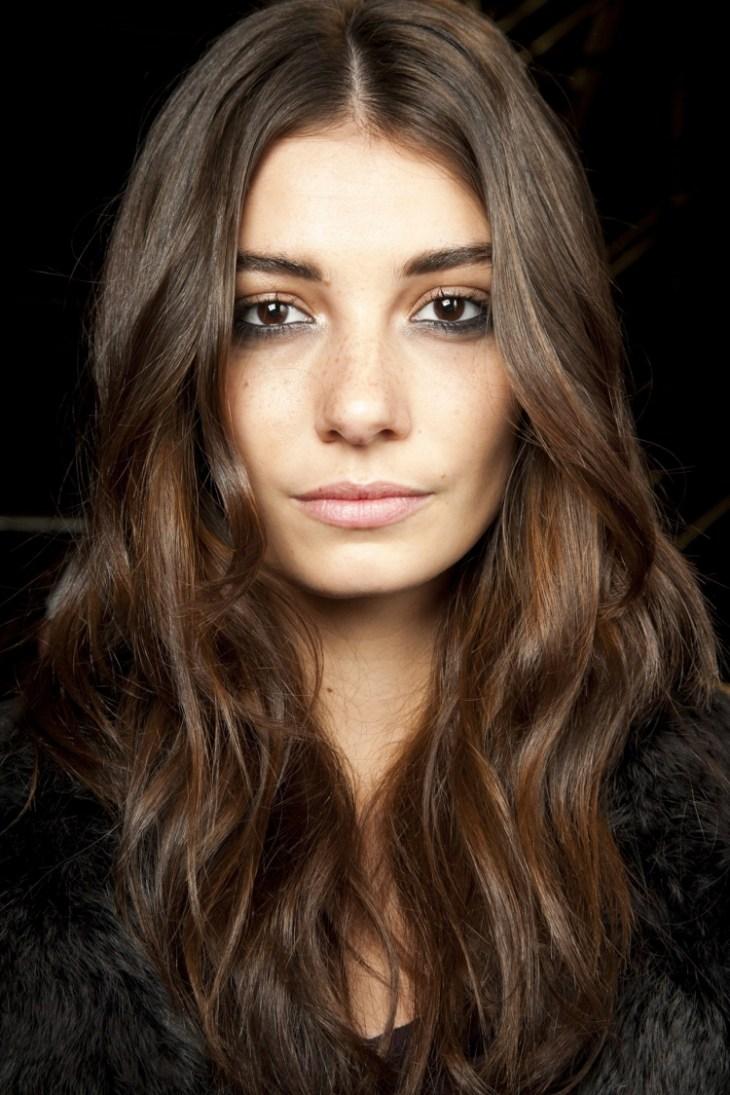 maquillage tendance 2016 fard paupières inférieures look nude