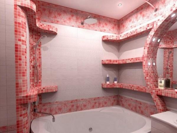 Salle de bain mosaique id233es et conseils en 23 photos cool