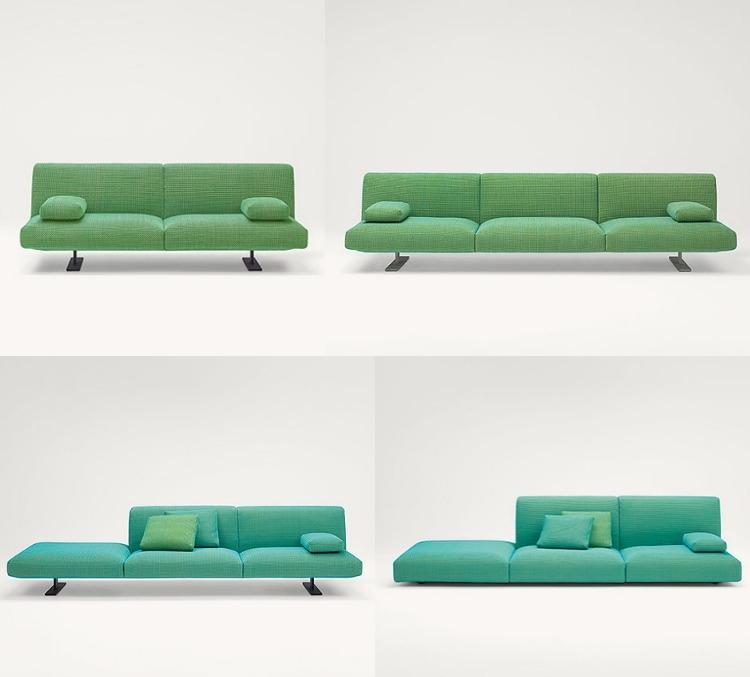 Canaps Modulables Design Paola Lenti 4 Solutions Modernes