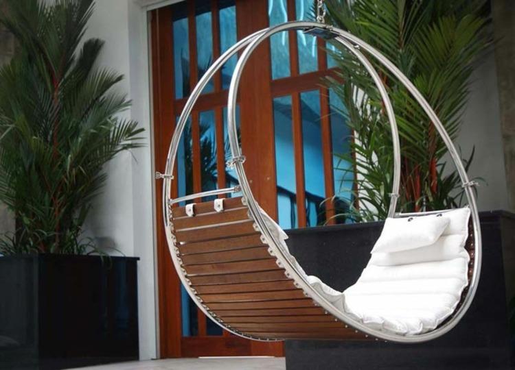 fauteuil suspendu design 23 idees pour