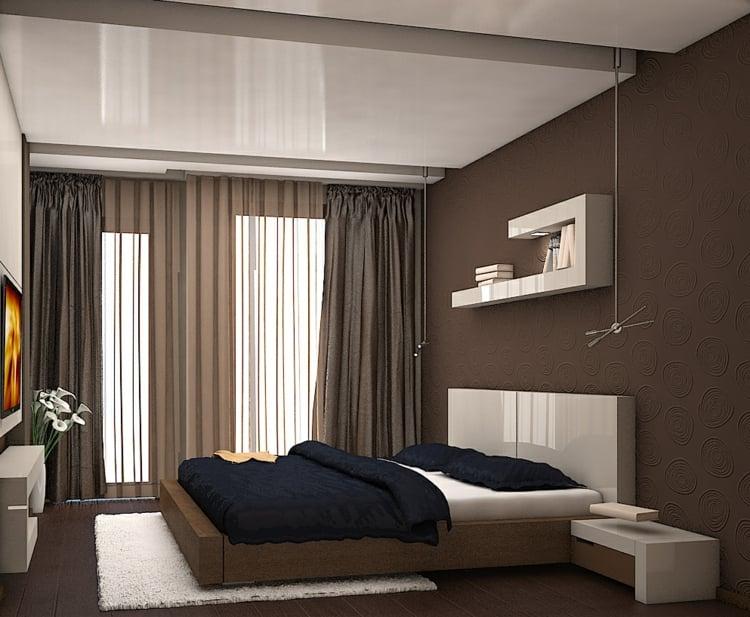 Rideaux Chambre Adulte Design Damp39intrieur Chic En 50 Ides