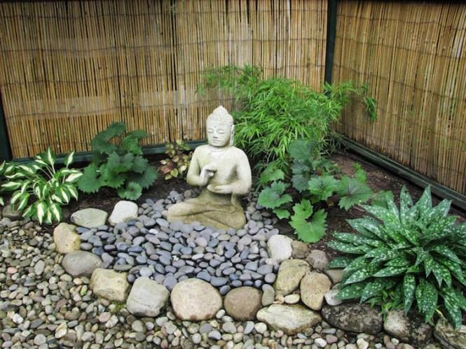 Aménagez Un Coin Déco Dans Le Jardin Zen