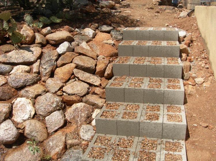 Escalier De Jardin A Construire Etape Par Etape 50 Projets Inspirants