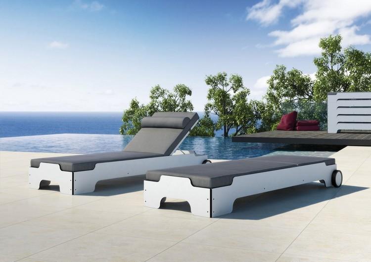 mobilier jardin haut gamme solara muller chaises longues mobilier de jardin haut de gamme nous coups de cœur design