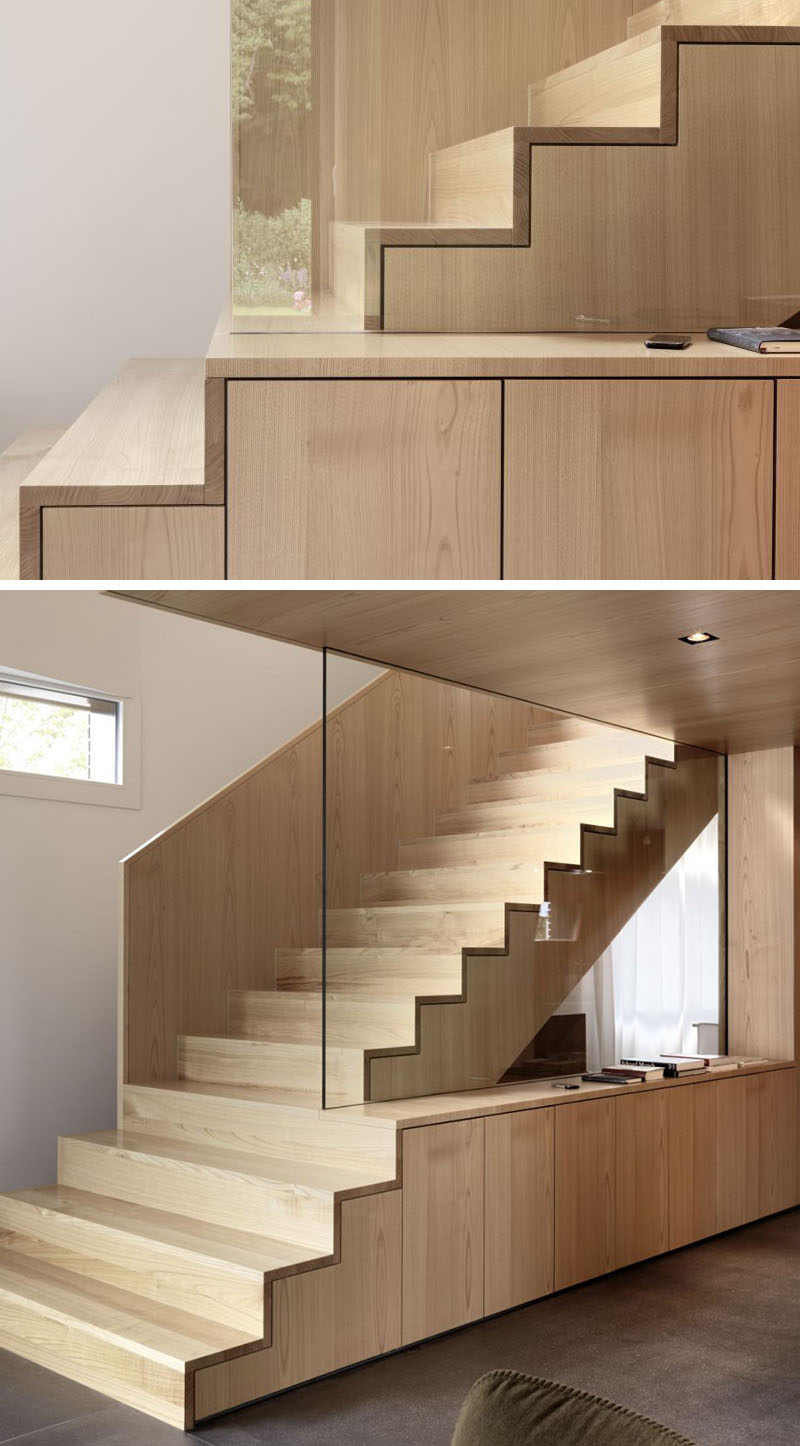 Escalier Intrieur Design La Beaut Est Dans Les Dtails