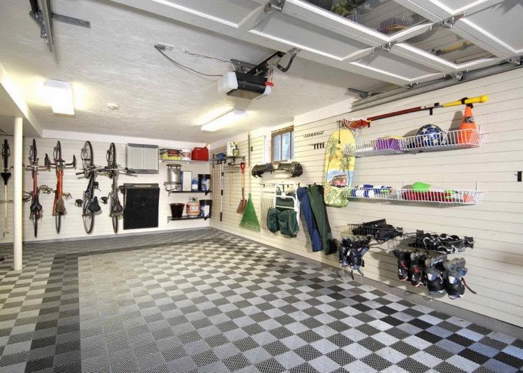 Amnagement De Garage 18 Ides Et Astuces Pour Le Garder