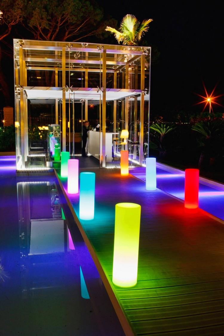 Luminaire Extrieur LED Pour Mettre En Valeur Meubles Et