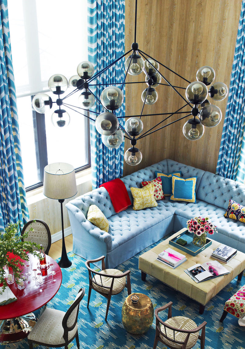 Ambiance Salon Chic 40 Ides Dco Salon Sophistiques Et