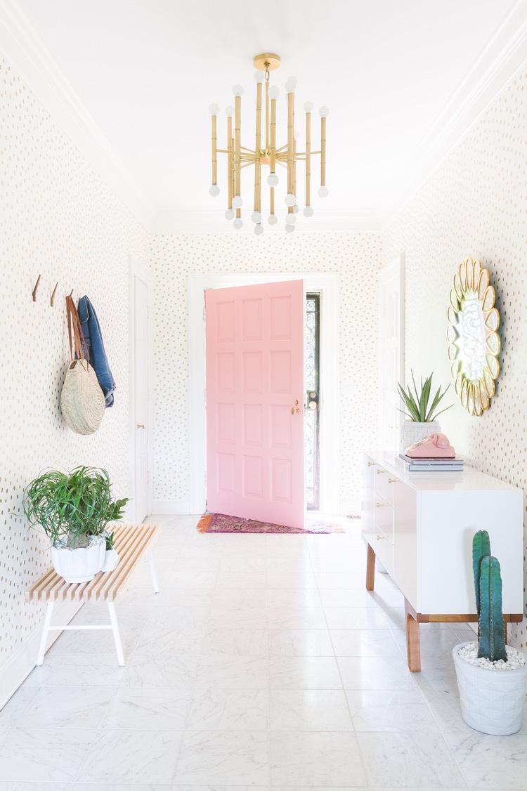 idee deco entree maison et appartement allier esthetique et fonctionnalite pour vivre et accueillir avec style