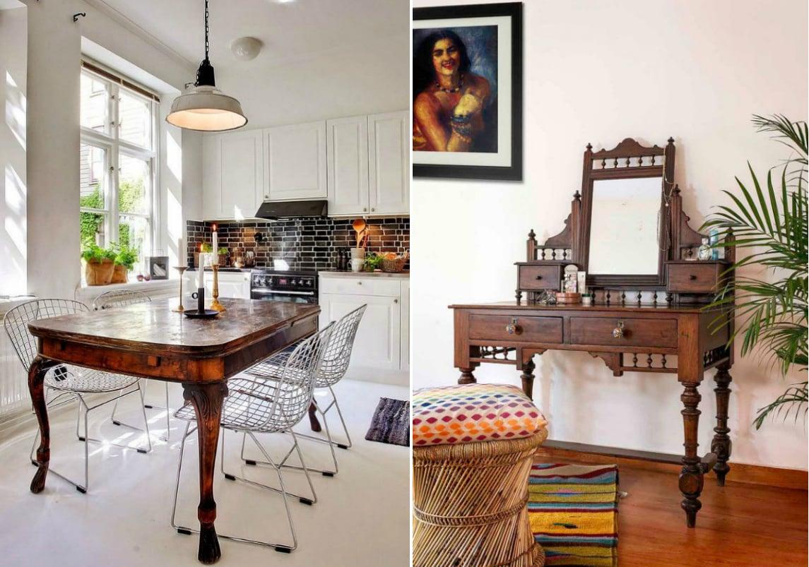 meubles anciens et comment les faire