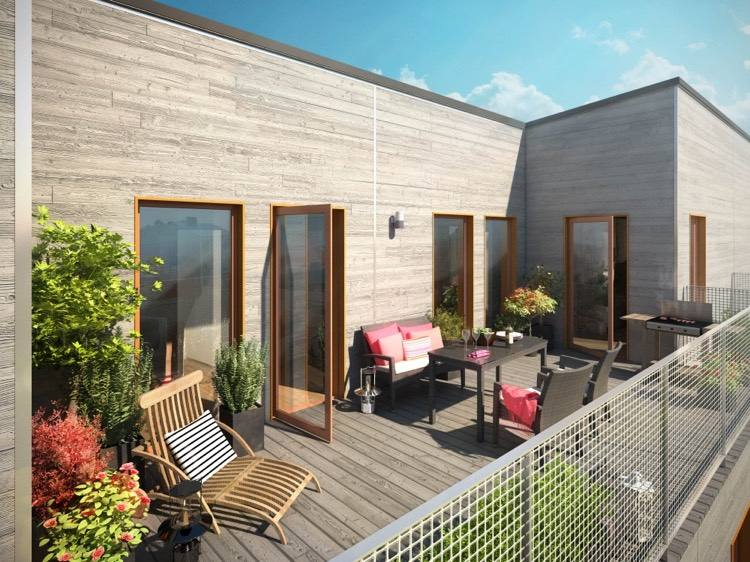 Amenager Terrasse D Appartement Latest Full Size Of