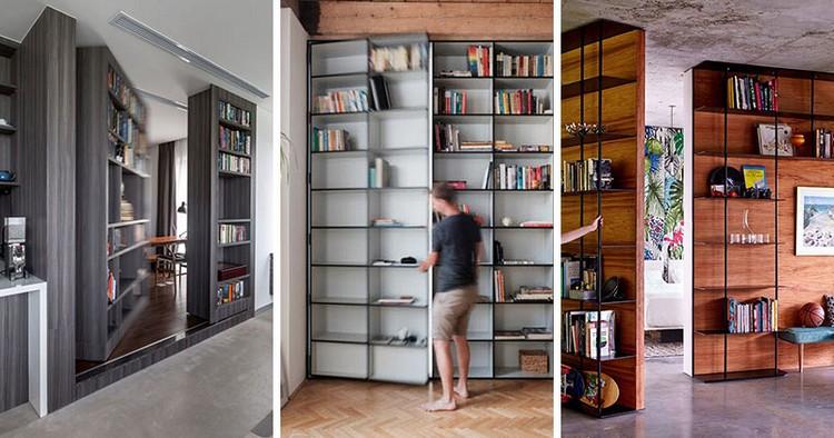 porte bibliotheque cachee piece secrete idees porte bibliotheque qui dissimule un passage secret reveillez l espion en vous