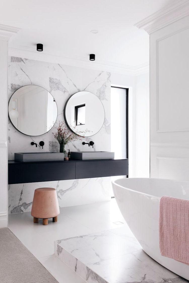 la grande tendance salle de bain sur