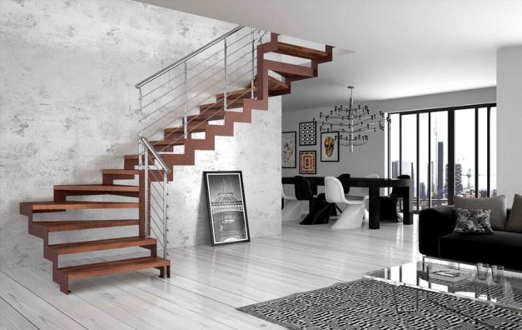 Escalier Moderne Intrieur Et Extrieur En 50 Modles