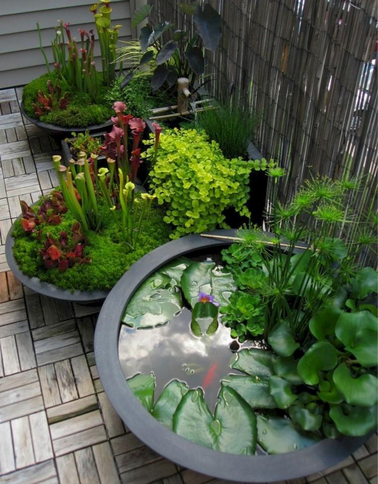 comment faire un mini jardin japonais