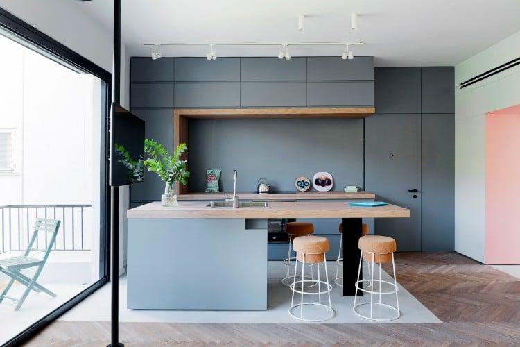 ilot central design en 50 inspirations