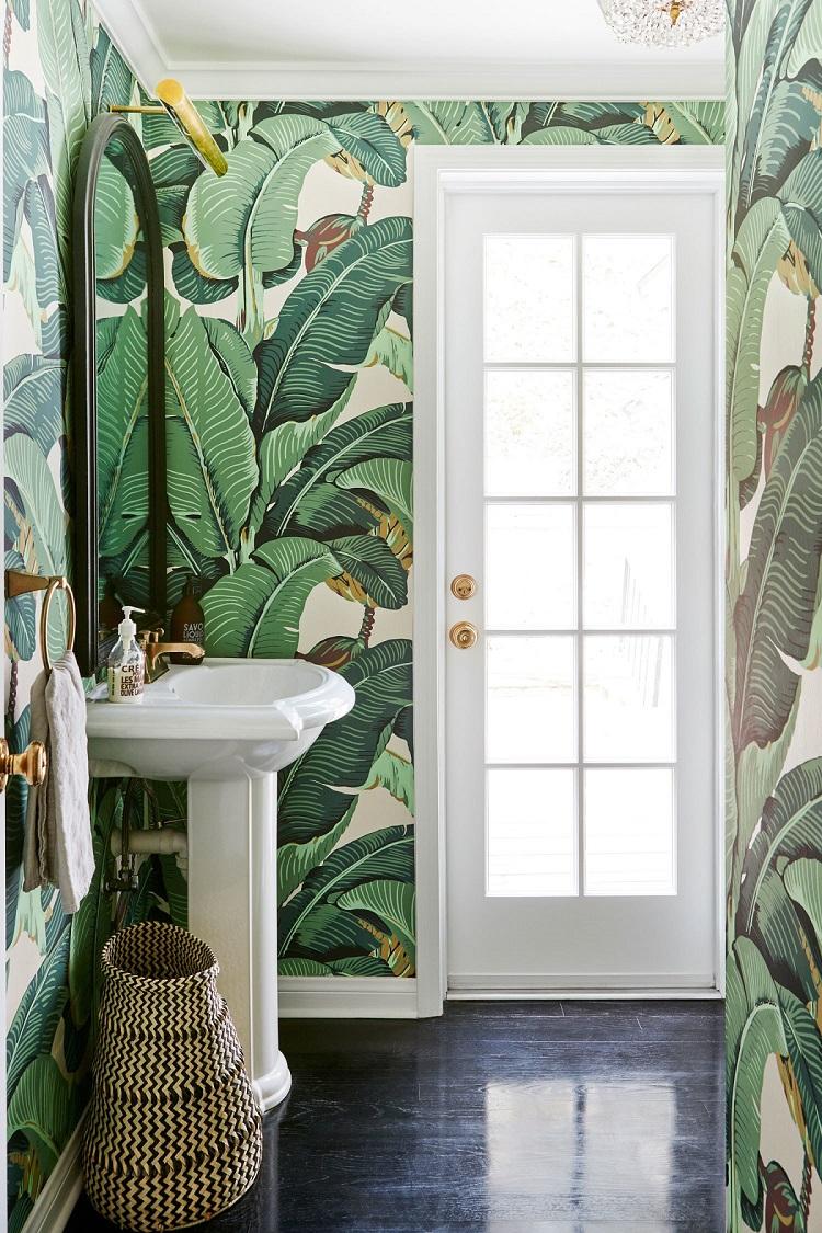 Decoration Toilettes Originale Pour Petits Et Grands Espaces