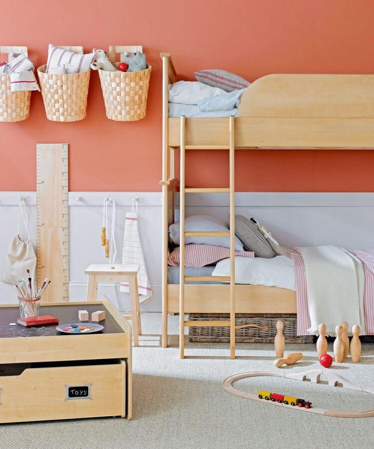 petite chambre pour deux filles