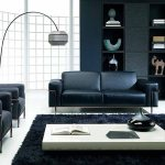 Contemporary Living Room Interior Design And Furnishings