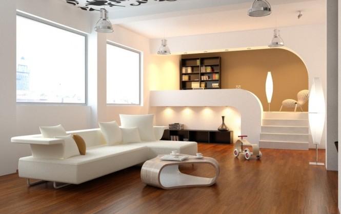 33 Astonishing Modern and Minimalist Living Room Interior ... on Minimalist Living Room Design  id=23797