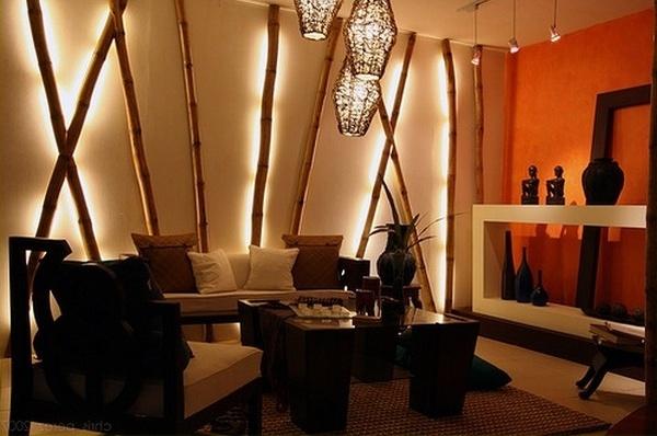 34 Ideas For Decorative Bamboo Poles