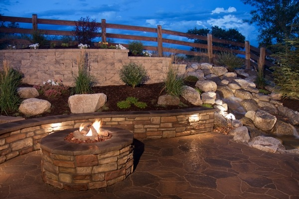 90 retaining wall design ideas for creative landscaping on Garden Patio Wall Ideas id=93854