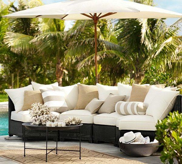 comfortable outdoor patio furniture 25 elegant patio furniture designs for a stylish outdoor area
