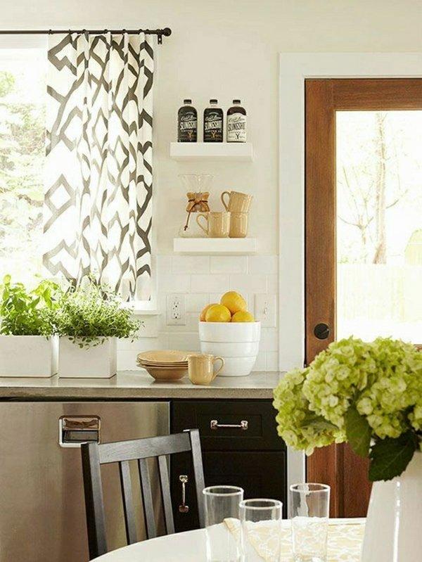 title   Modern Kitchen Window Curtains