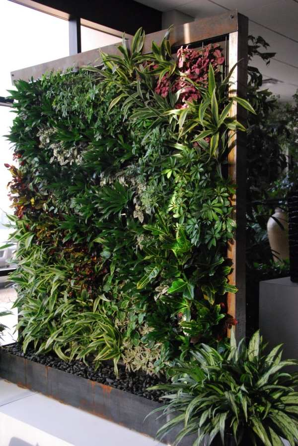 Vertical gardens and green walls - the trend in urban ... on Green Wall Patio id=34252