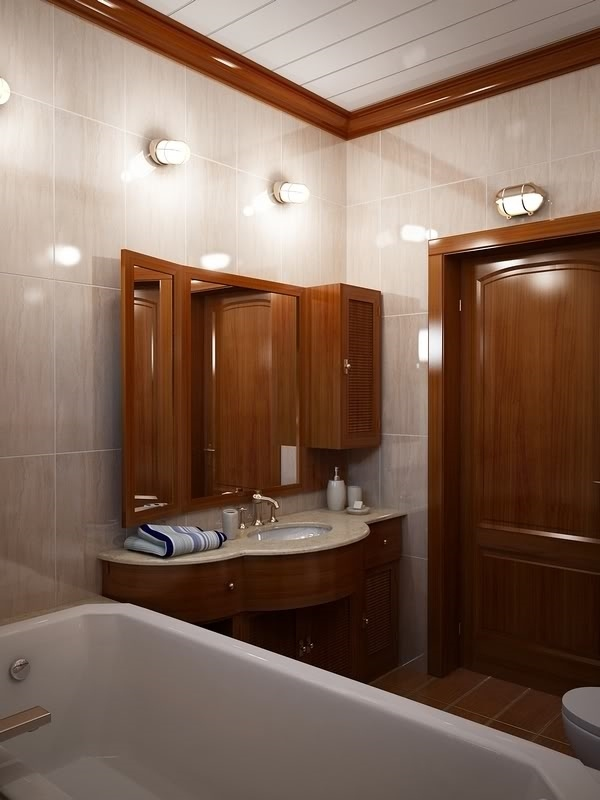 30 small bathroom designs - functional and creative ideas on Model Toilet Design  id=72312