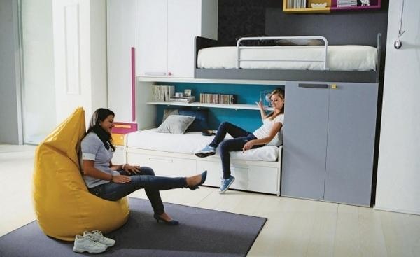 modern room design for teenage girls