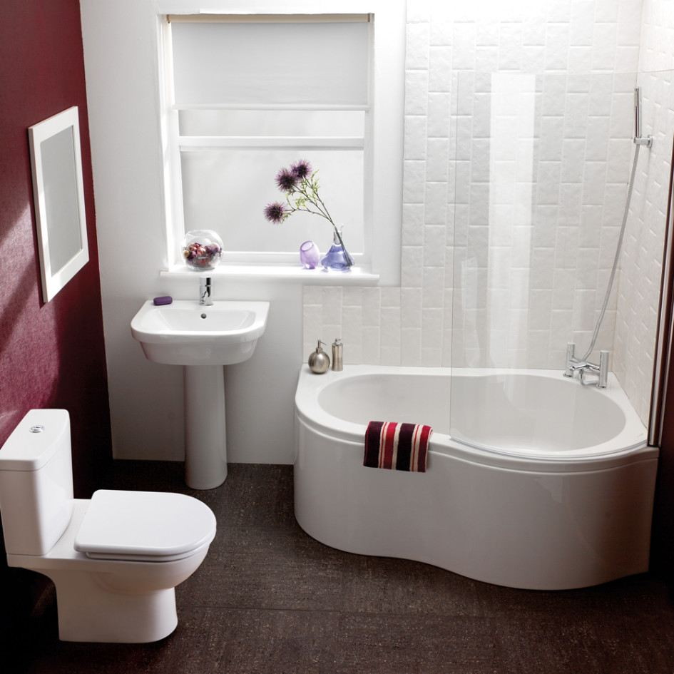30 small bathroom designs - functional and creative ideas on Small Bathroom Ideas With Tub id=86406