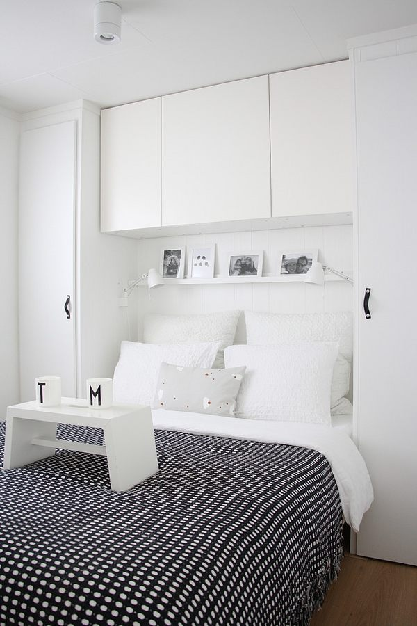 Small master bedroom ideas for a good night's sleep on Good Bedroom Ideas For Small Rooms  id=93739