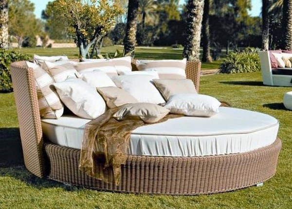 outdoor daybed elegant patio