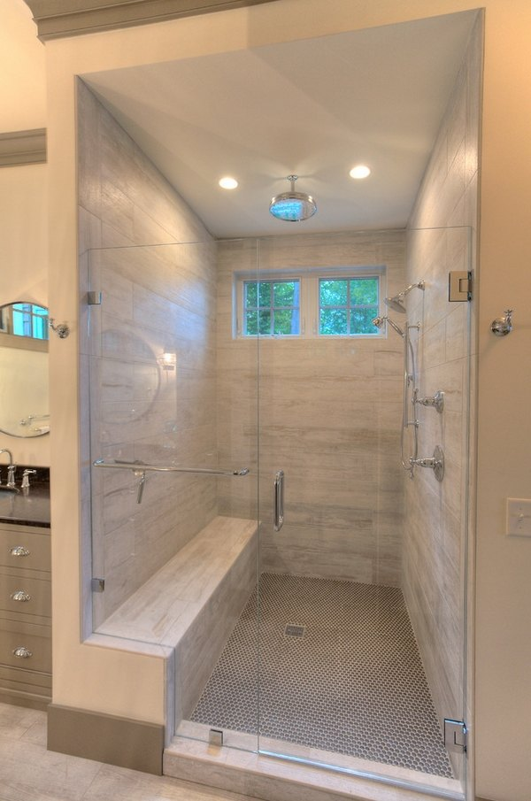 tiled showers tips and ideas for