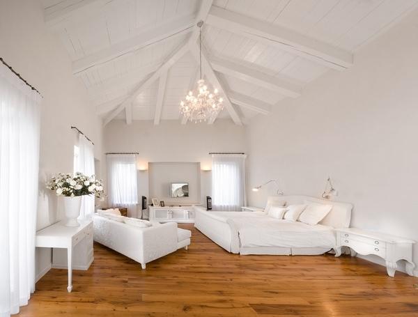 Master Bedroom Designs In White Modern Home Interior Ideas