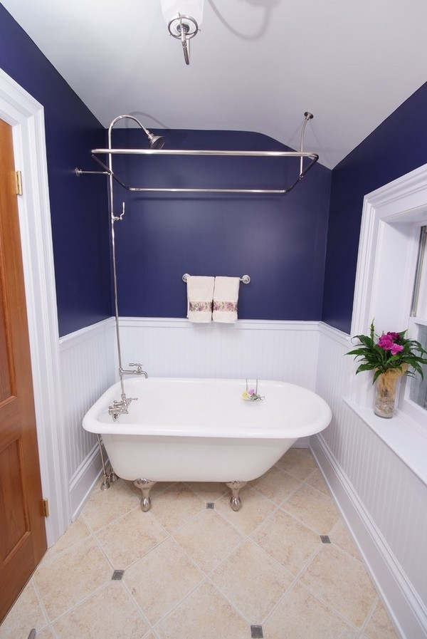 small clawfoot tubs for small bathrooms