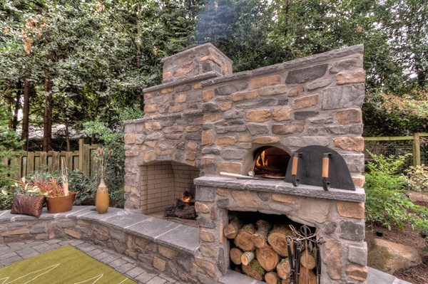 Outdoor pizza oven - a classic oven for perfect culinary ... on Outdoor Patio With Pizza Oven  id=78727