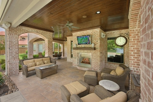 30 Beautiful stamped concrete patios ideas and lovely ... on Beautiful Patio Designs id=35514