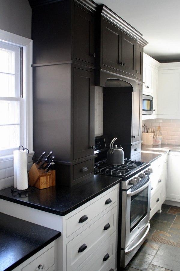 Black pearl granite countertops - choosing a luxury ... on Black Granite Stain  id=28090