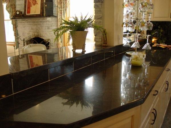 Prefab granite countertops - save money and time on ... on Backsplash:gjexfbx4_Ly= Black Granite Countertops  id=11627