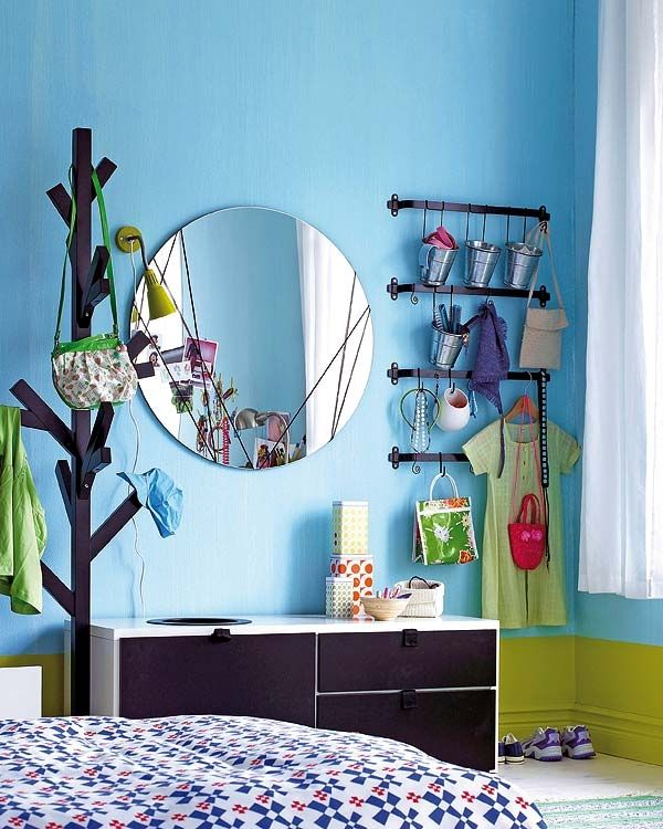 40 teen girls bedroom ideas - how to make them cool and ... on Mirrors For Teenage Bedroom  id=32001