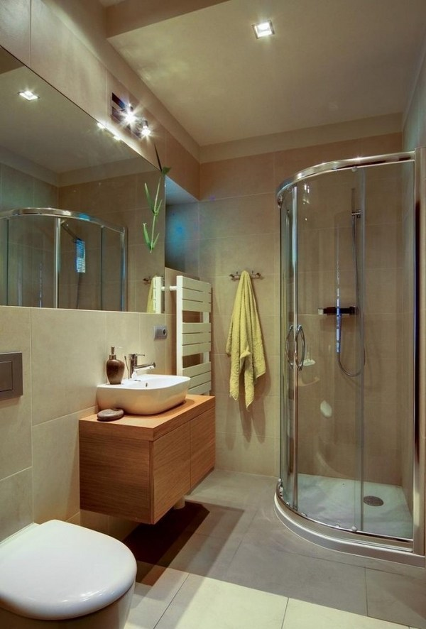 Small shower ideas for bathrooms with limited space on Small Bathroom Ideas With Shower Only id=98436