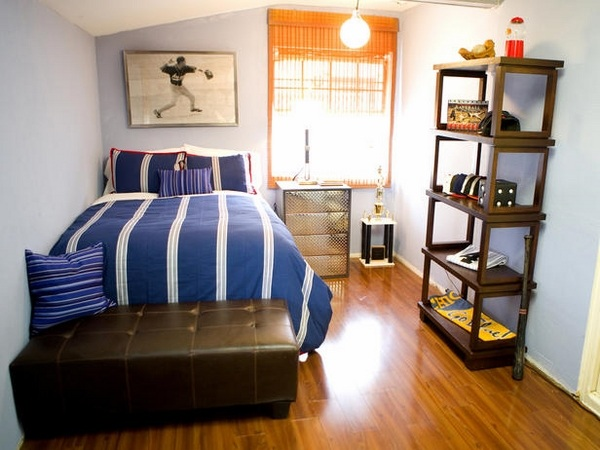 Inspiring teen boy bedroom ideas - how to furnish a cool ... on Small Bedroom Ideas For Teenage Guys  id=60507