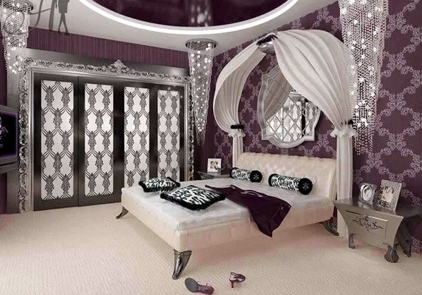40 teen girls bedroom ideas - how to make them cool and ... on Room Design For Girls Teenagers  id=14009