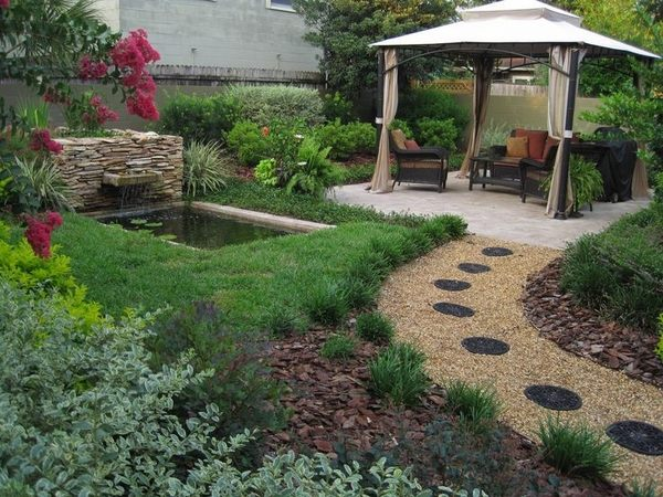 How to create your own backyard oasis - 20 ideas for a ... on Backyard Retreat Ideas id=70142